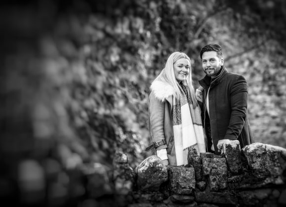 Studley Royal Engagement Shoot
