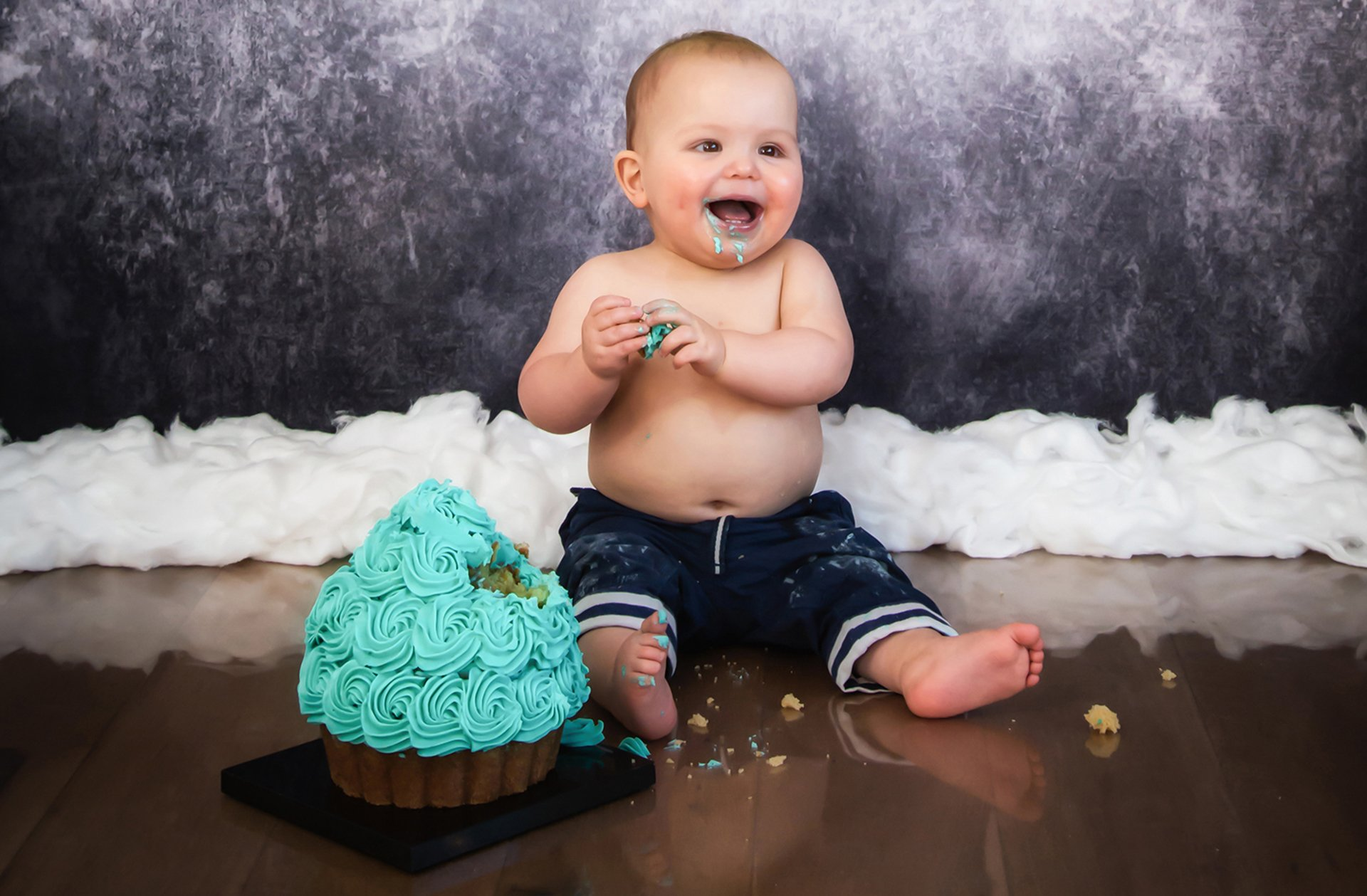 Baby Cake Smash Huddersfield West Yorkshire